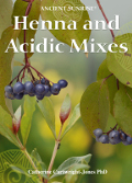 Henna and Acidic Mixes