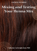 Mixing and Testing your Henna Mix