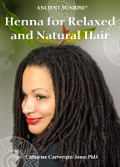 Henna for Relaxed and Natural Hair